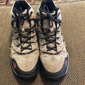 The North Face Tan Hiking Boots Men's
